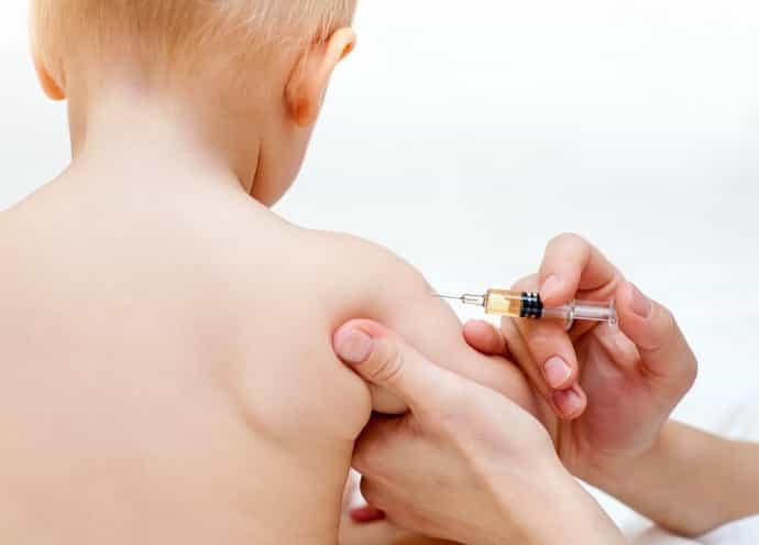 Судороги после вакцинации у детей