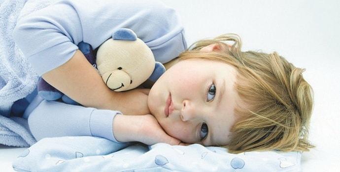 Судороги при отравлении у детей
