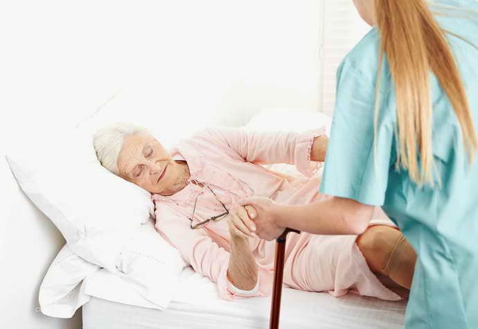 судороги ног у стариков