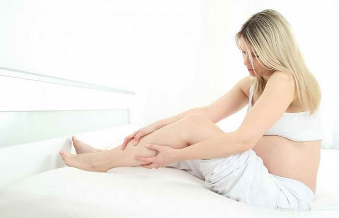 судороги ног у женщин