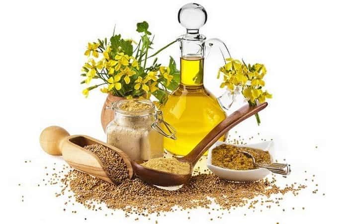 горчичное масло при судорогах в ногах