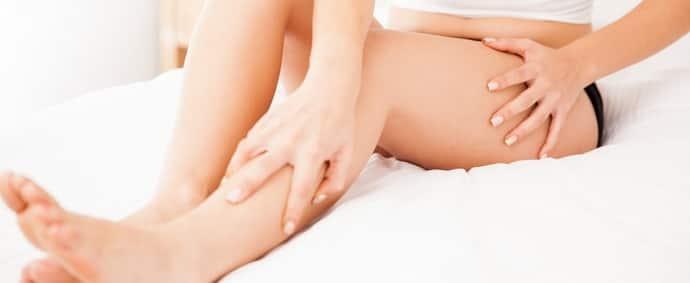 Как избежать судороги в ногах при беременности