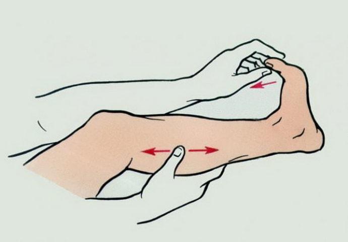 Первая помощь при судороге в ногах при беременности