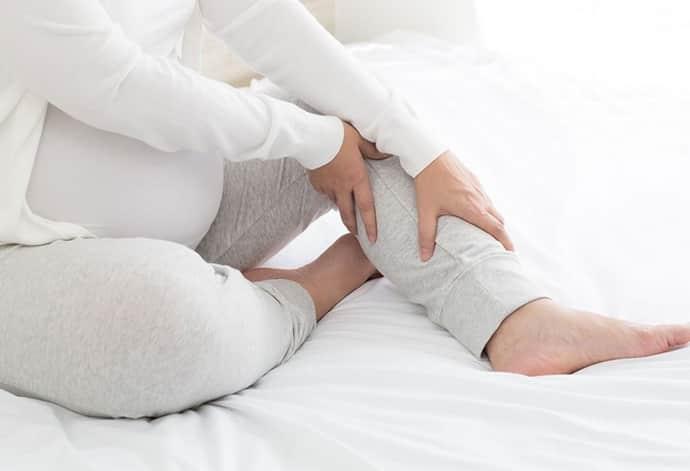 Как лечить судороги в ногах при беременности