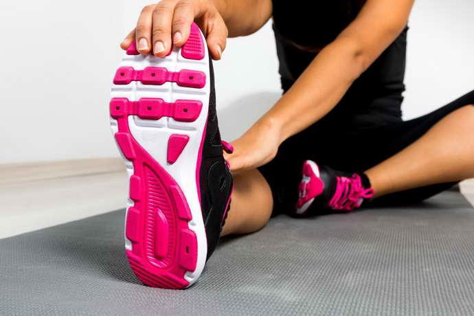 что делать если свело мышцы после тренировки
