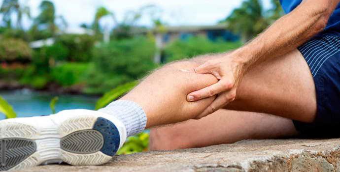 После тренировки сводит мышцы — что делать?