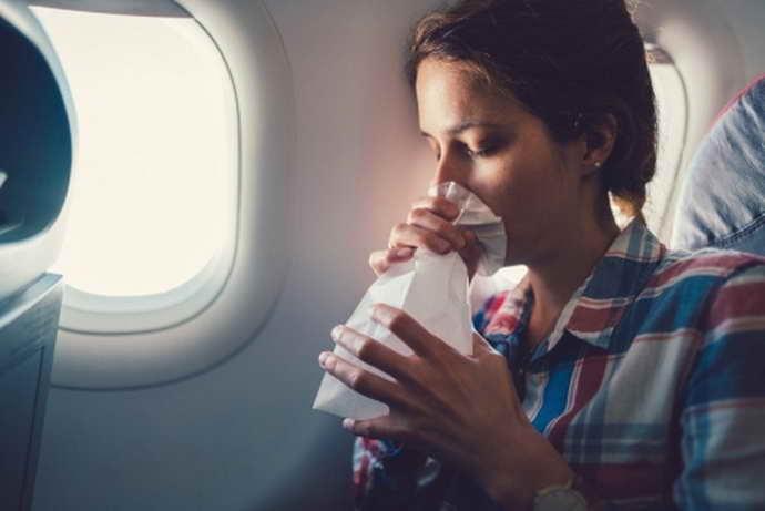 Паническая атака, что делать, когда начался приступ в самолете