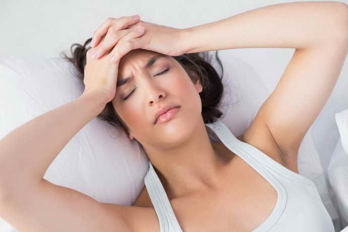 насколько эффективный точечный массаж при бессоннице