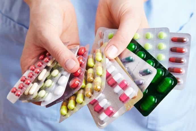 Таблетки при треморе рук