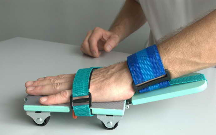 Тренажер «Машинка» после инсульта