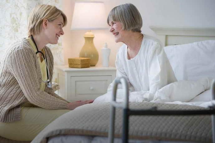где совершается уход за больными после инсульта