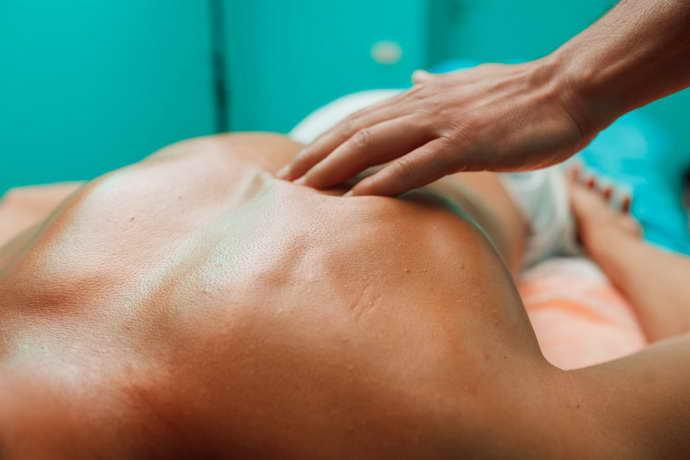 массаж при грыже грудного отдела