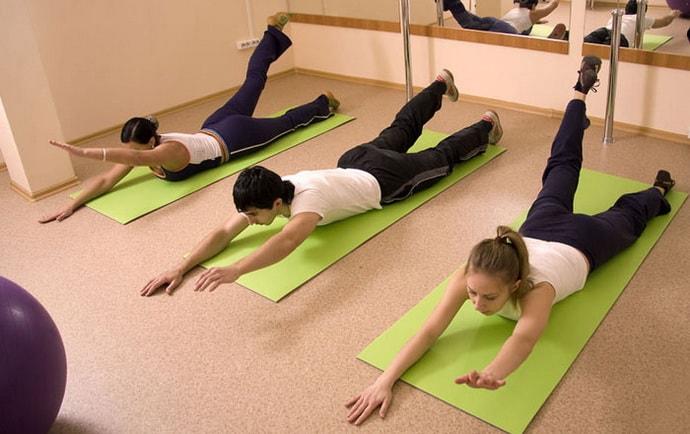 упражнения при протрузии пояснично крестцового отдела позвоночника