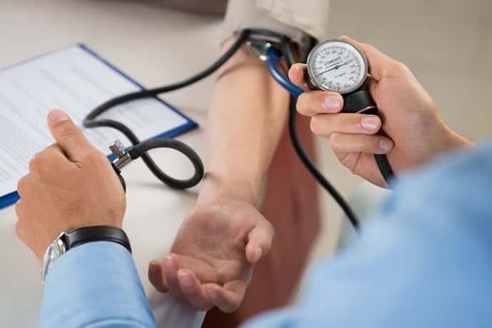 Как измерить давление при  вегето сосудистая дистонии