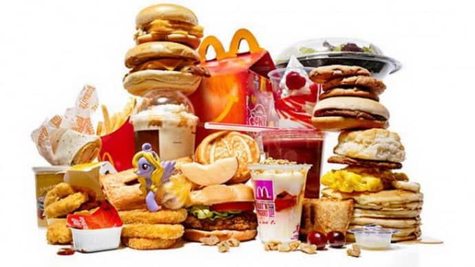 Не правильное питание при всд
