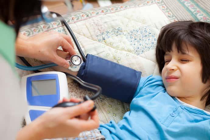 Описание принципов развития вегетососудистой дистонии у детей.