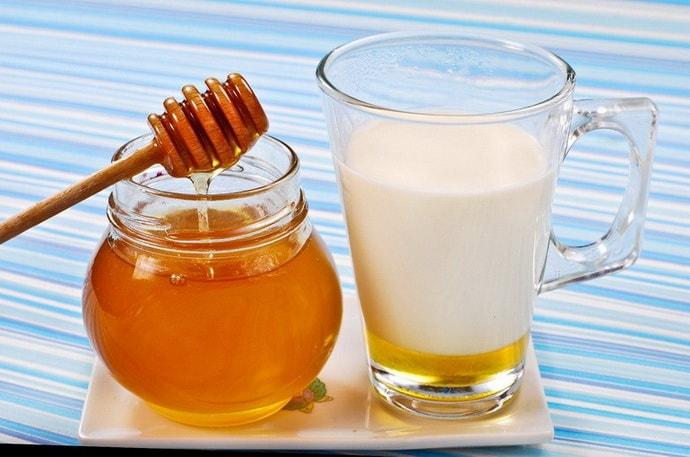 Молоко с медом при вегето сосудистая дистонии у детей