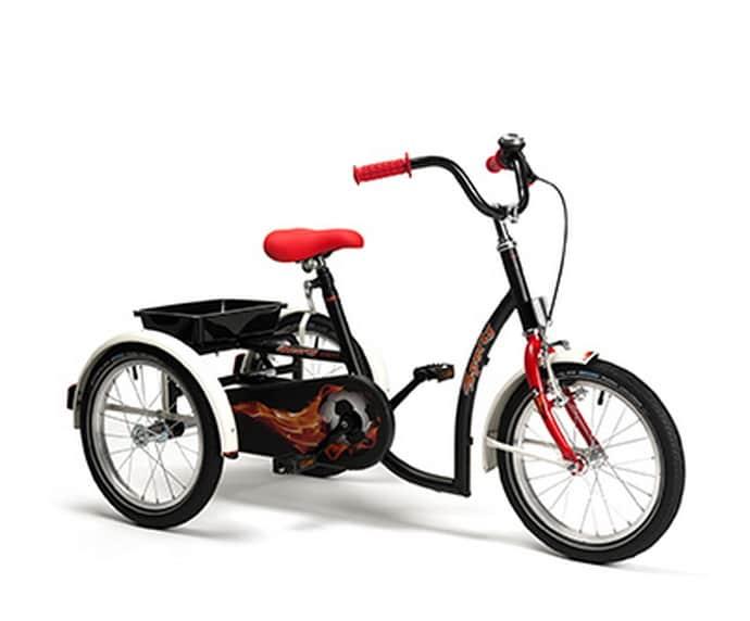 Как выбрать велосипед для детей с ДЦП