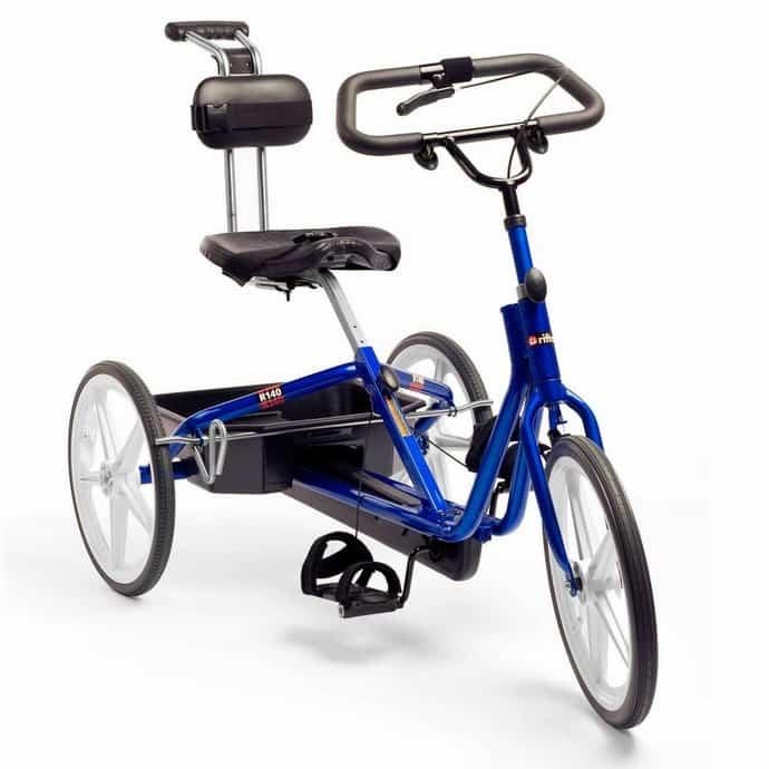 Чем отличается велосипед для детей с ДЦП
