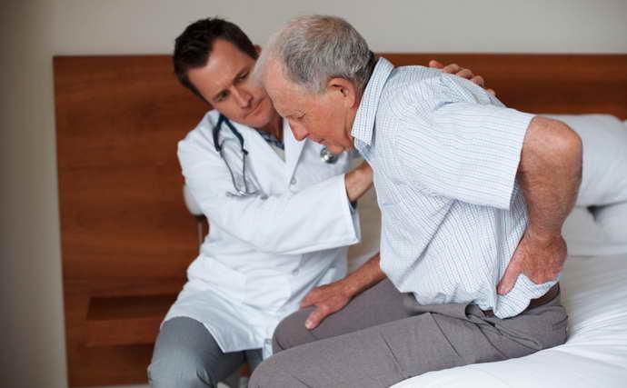 главная симптоматика остеохондроза