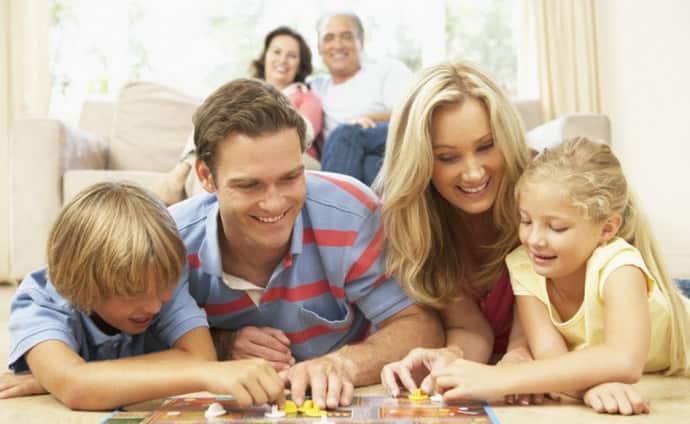 Гармония в семье залог здоровья