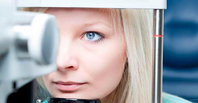 симптоматика нарушения зрения после инсульта