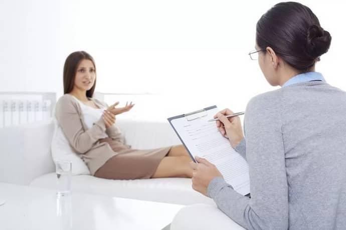 Психотерапевт при ВСД