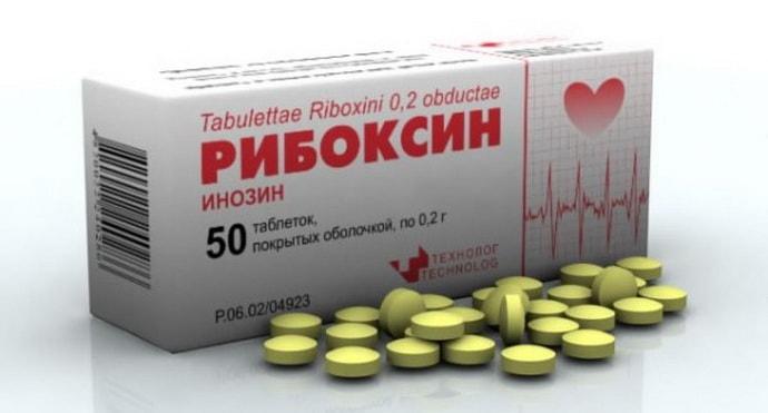 Рибоксин при ВСД