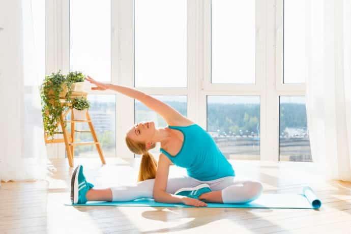 Упражнения дома при всд