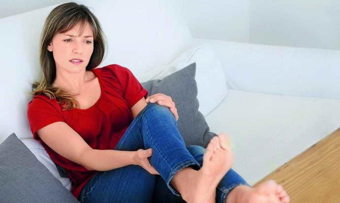 симптомы защемления нерва в коленном суставе