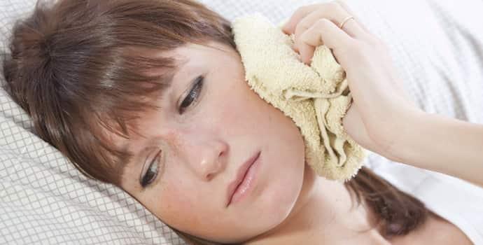 Застужен лицевой нерв: причины и симптомы заболевания